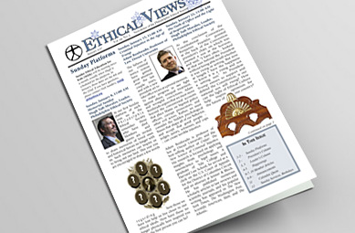Ethical Views Newsletter